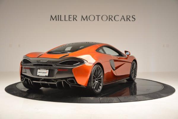 New 2017 McLaren 570GT for sale Sold at Maserati of Westport in Westport CT 06880 7