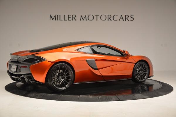 Used 2017 McLaren 570GT Coupe for sale $145,900 at Maserati of Westport in Westport CT 06880 8