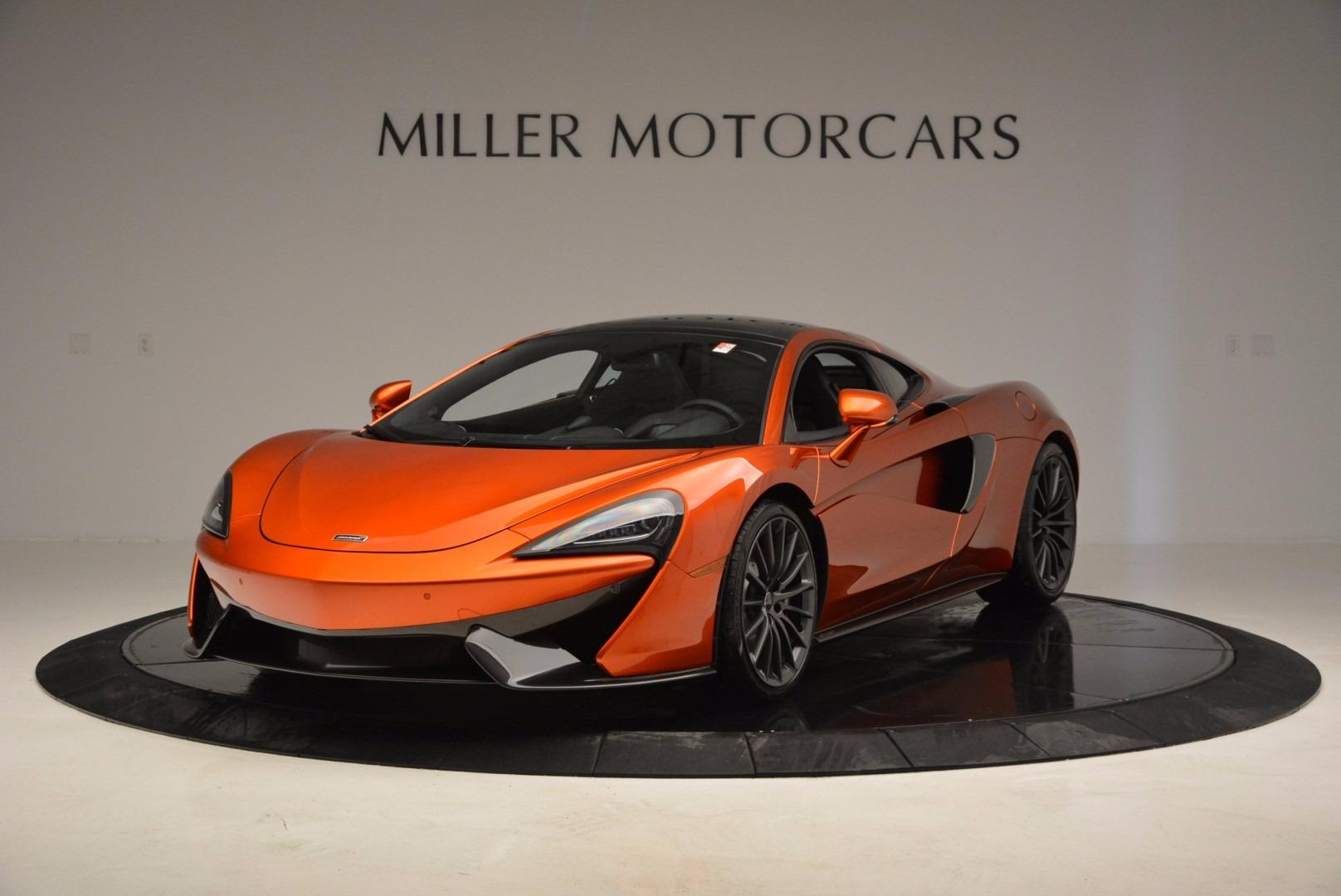 Used 2017 McLaren 570GT Coupe for sale $145,900 at Maserati of Westport in Westport CT 06880 1