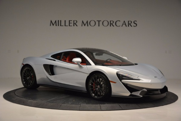 Used 2017 McLaren 570GT for sale Sold at Maserati of Westport in Westport CT 06880 10