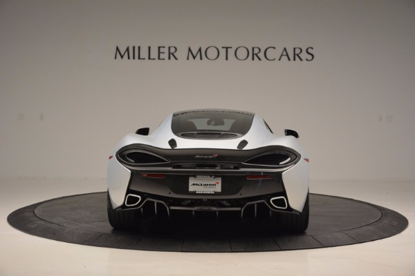 Used 2017 McLaren 570GT for sale Sold at Maserati of Westport in Westport CT 06880 6
