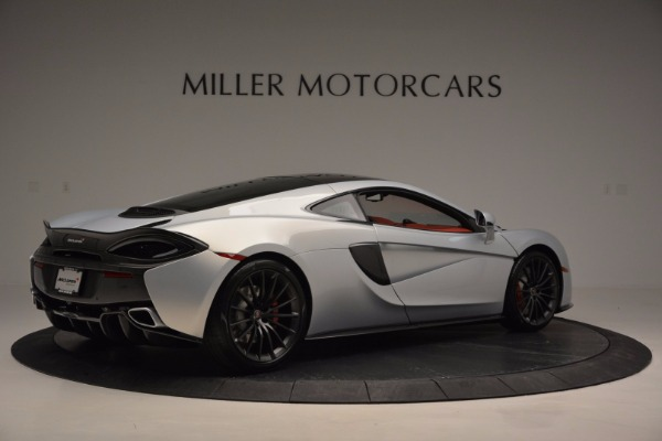 Used 2017 McLaren 570GT for sale Sold at Maserati of Westport in Westport CT 06880 8
