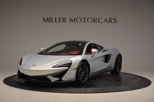 Used 2017 McLaren 570GT for sale Sold at Maserati of Westport in Westport CT 06880 1