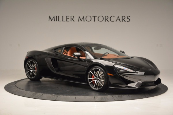 Used 2017 McLaren 570GT for sale Sold at Maserati of Westport in Westport CT 06880 10
