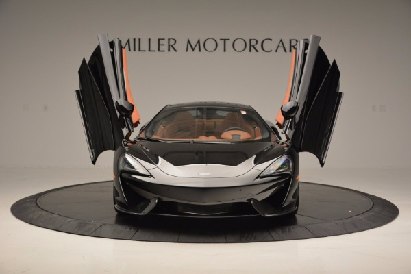 Used 2017 McLaren 570GT for sale Sold at Maserati of Westport in Westport CT 06880 13