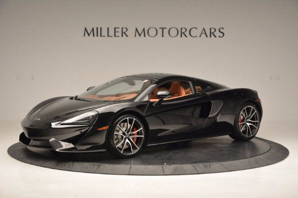 Used 2017 McLaren 570GT for sale Sold at Maserati of Westport in Westport CT 06880 2