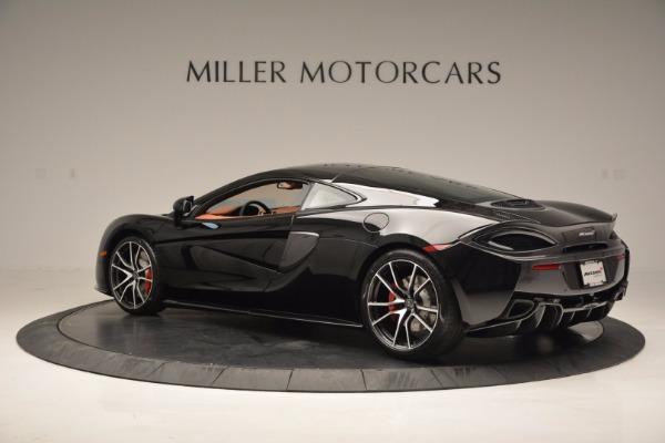 Used 2017 McLaren 570GT for sale Sold at Maserati of Westport in Westport CT 06880 4