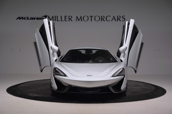 Used 2017 McLaren 570S Coupe for sale $149,900 at Maserati of Westport in Westport CT 06880 13