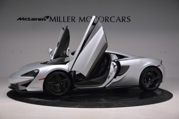 Used 2017 McLaren 570S for sale Sold at Maserati of Westport in Westport CT 06880 14