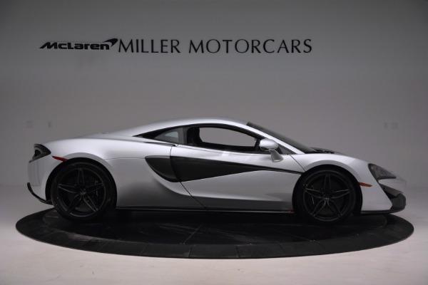 Used 2017 McLaren 570S Coupe for sale $149,900 at Maserati of Westport in Westport CT 06880 9