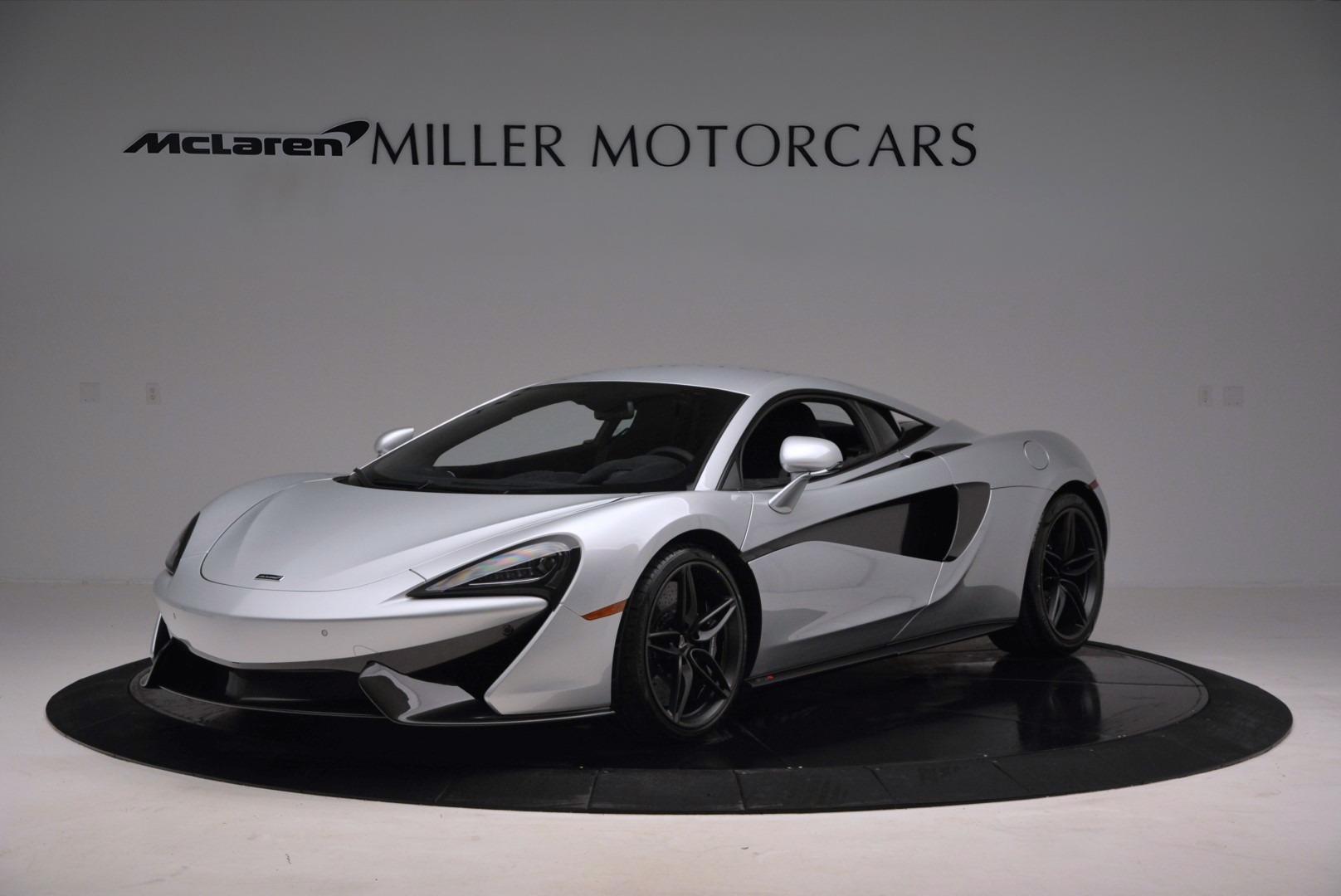 Used 2017 McLaren 570S Coupe for sale $149,900 at Maserati of Westport in Westport CT 06880 1