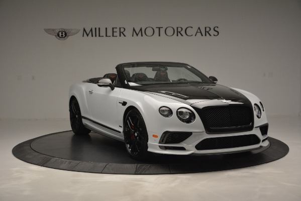 New 2018 Bentley Continental GT Supersports Convertible for sale Sold at Maserati of Westport in Westport CT 06880 11