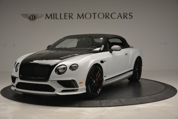 New 2018 Bentley Continental GT Supersports Convertible for sale Sold at Maserati of Westport in Westport CT 06880 13
