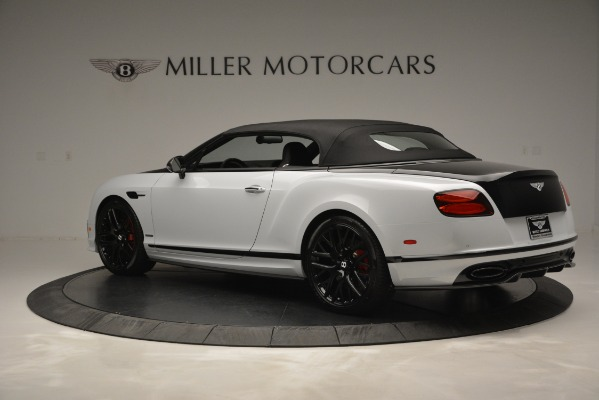 New 2018 Bentley Continental GT Supersports Convertible for sale Sold at Maserati of Westport in Westport CT 06880 14
