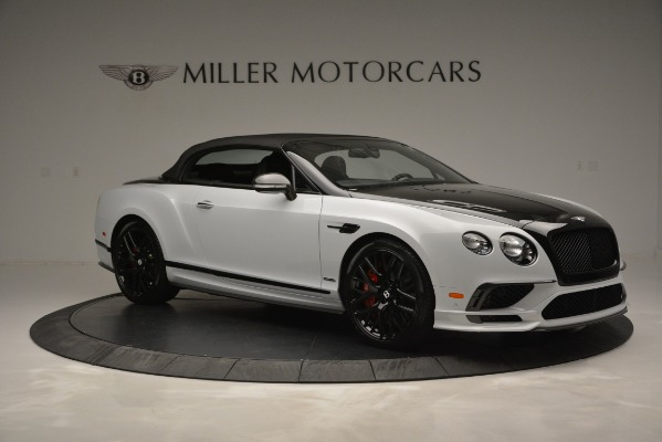 New 2018 Bentley Continental GT Supersports Convertible for sale Sold at Maserati of Westport in Westport CT 06880 16
