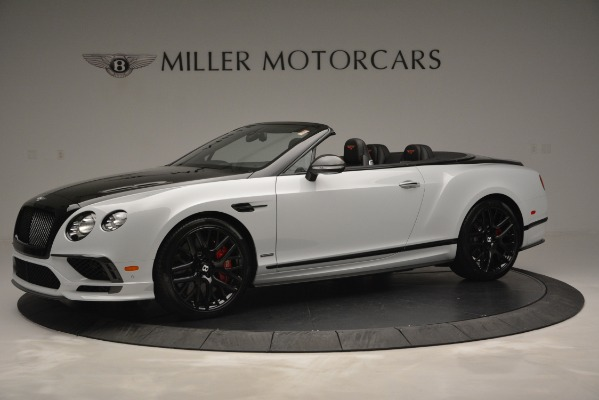 New 2018 Bentley Continental GT Supersports Convertible for sale Sold at Maserati of Westport in Westport CT 06880 2