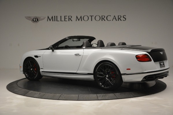 New 2018 Bentley Continental GT Supersports Convertible for sale Sold at Maserati of Westport in Westport CT 06880 4