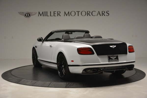 New 2018 Bentley Continental GT Supersports Convertible for sale Sold at Maserati of Westport in Westport CT 06880 5
