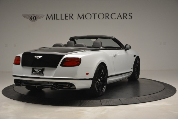 New 2018 Bentley Continental GT Supersports Convertible for sale Sold at Maserati of Westport in Westport CT 06880 7