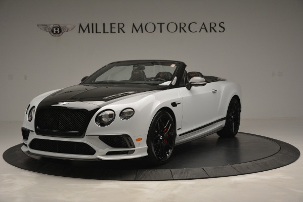 New 2018 Bentley Continental GT Supersports Convertible for sale Sold at Maserati of Westport in Westport CT 06880 1