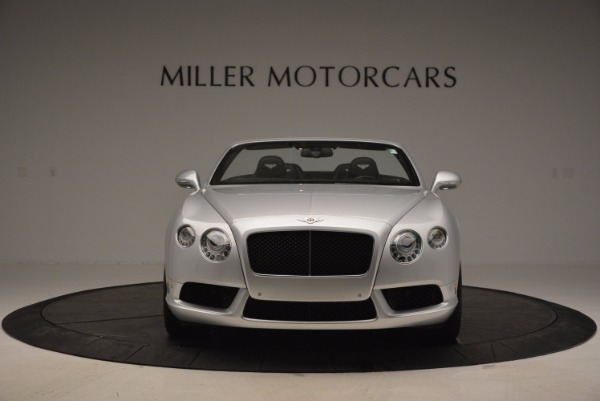 Used 2013 Bentley Continental GT V8 for sale Sold at Maserati of Westport in Westport CT 06880 12