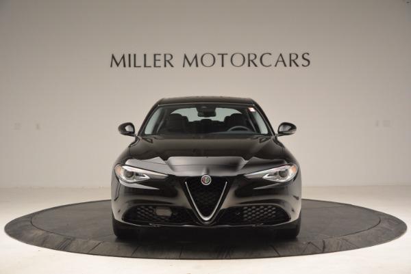 New 2017 Alfa Romeo Giulia Q4 for sale Sold at Maserati of Westport in Westport CT 06880 12
