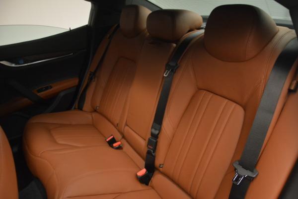New 2017 Maserati Ghibli S Q4 for sale Sold at Maserati of Westport in Westport CT 06880 18