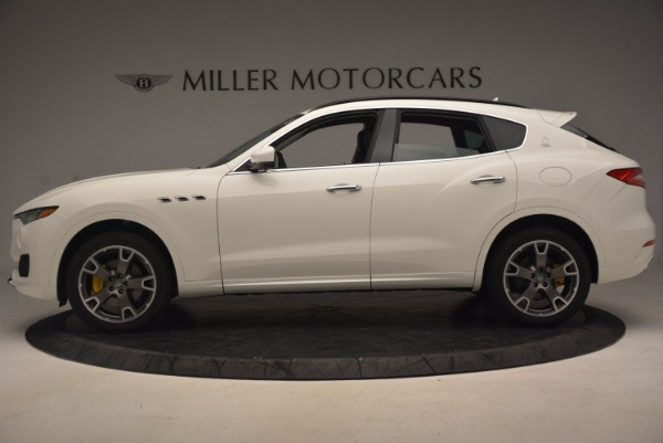 New 2017 Maserati Levante S Q4 for sale Sold at Maserati of Westport in Westport CT 06880 3