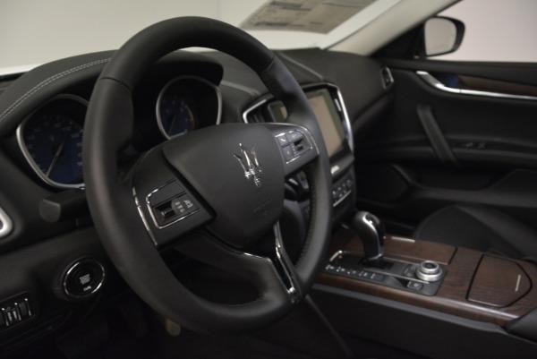 New 2017 Maserati Ghibli S Q4 for sale Sold at Maserati of Westport in Westport CT 06880 16