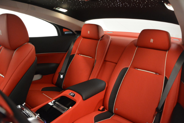 New 2017 Rolls-Royce Wraith for sale Sold at Maserati of Westport in Westport CT 06880 23