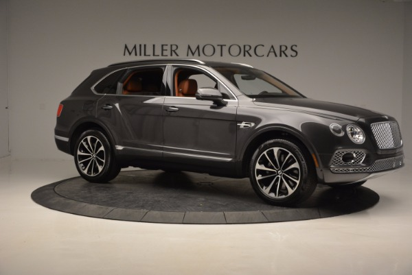 Used 2017 Bentley Bentayga W12 for sale Sold at Maserati of Westport in Westport CT 06880 10