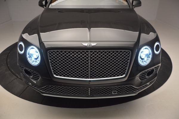 Used 2017 Bentley Bentayga W12 for sale Sold at Maserati of Westport in Westport CT 06880 19