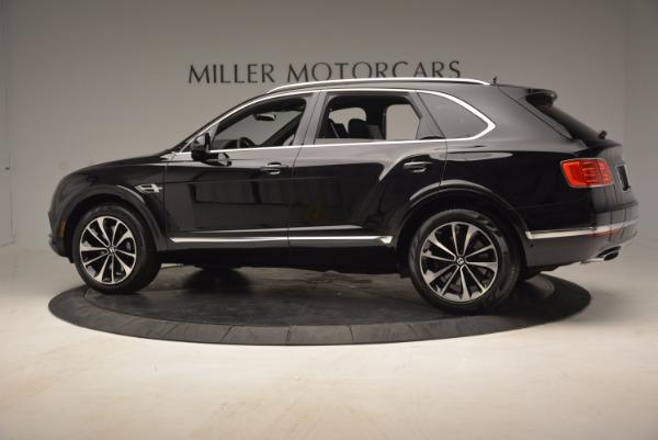 Used 2017 Bentley Bentayga for sale Sold at Maserati of Westport in Westport CT 06880 4