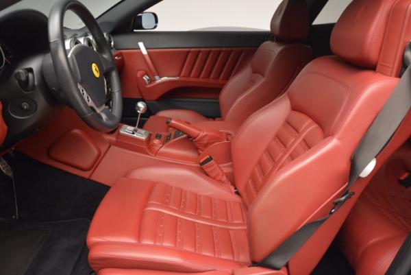 Used 2005 Ferrari 612 Scaglietti 6-Speed Manual for sale Sold at Maserati of Westport in Westport CT 06880 14