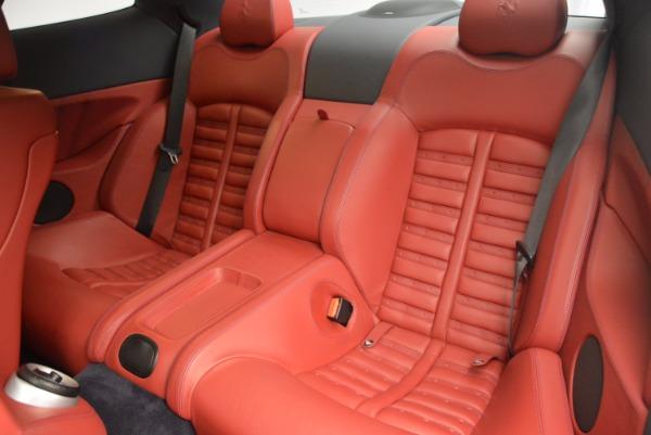 Used 2005 Ferrari 612 Scaglietti 6-Speed Manual for sale Sold at Maserati of Westport in Westport CT 06880 17