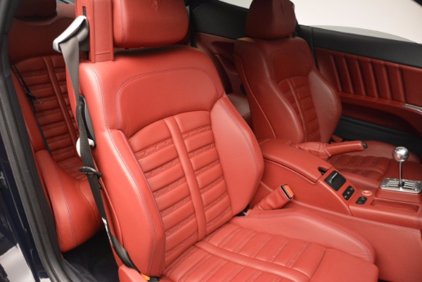 Used 2005 Ferrari 612 Scaglietti 6-Speed Manual for sale Sold at Maserati of Westport in Westport CT 06880 20