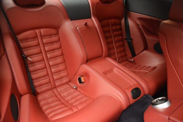 Used 2005 Ferrari 612 Scaglietti 6-Speed Manual for sale Sold at Maserati of Westport in Westport CT 06880 21