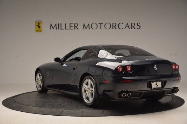 Used 2005 Ferrari 612 Scaglietti 6-Speed Manual for sale Sold at Maserati of Westport in Westport CT 06880 6