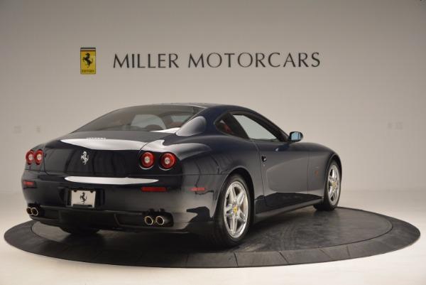 Used 2005 Ferrari 612 Scaglietti 6-Speed Manual for sale Sold at Maserati of Westport in Westport CT 06880 8