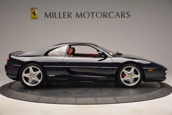 Used 1999 Ferrari 355 Berlinetta for sale Sold at Maserati of Westport in Westport CT 06880 10