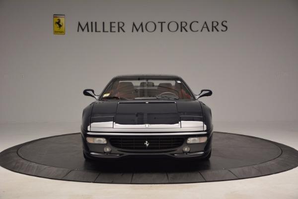 Used 1999 Ferrari 355 Berlinetta for sale Sold at Maserati of Westport in Westport CT 06880 13
