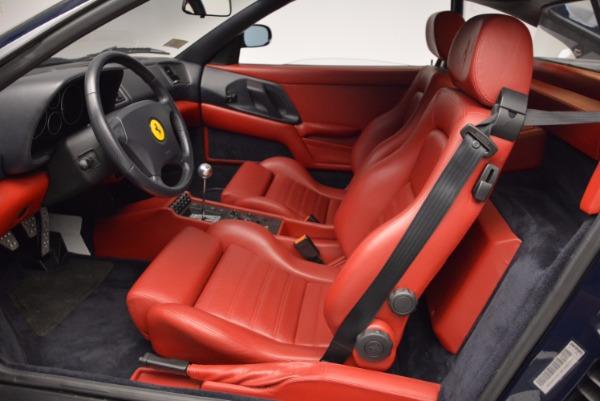 Used 1999 Ferrari 355 Berlinetta for sale Sold at Maserati of Westport in Westport CT 06880 15