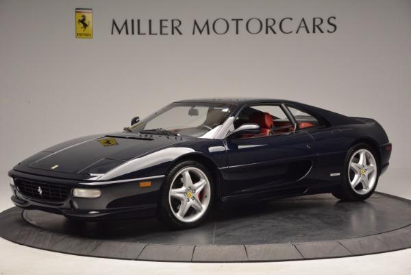 Used 1999 Ferrari 355 Berlinetta for sale Sold at Maserati of Westport in Westport CT 06880 3