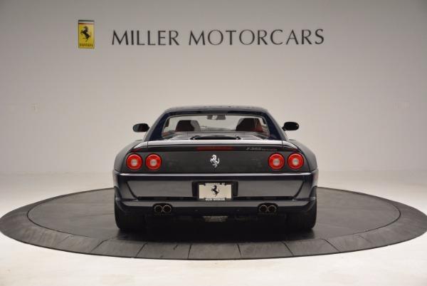 Used 1999 Ferrari 355 Berlinetta for sale Sold at Maserati of Westport in Westport CT 06880 7