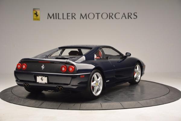 Used 1999 Ferrari 355 Berlinetta for sale Sold at Maserati of Westport in Westport CT 06880 8