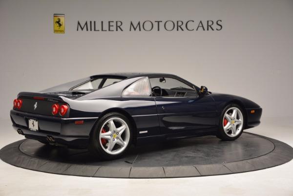 Used 1999 Ferrari 355 Berlinetta for sale Sold at Maserati of Westport in Westport CT 06880 9