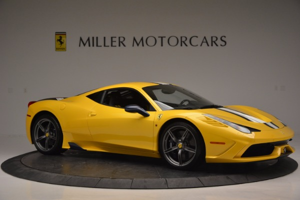 Used 2015 Ferrari 458 Speciale for sale Sold at Maserati of Westport in Westport CT 06880 10