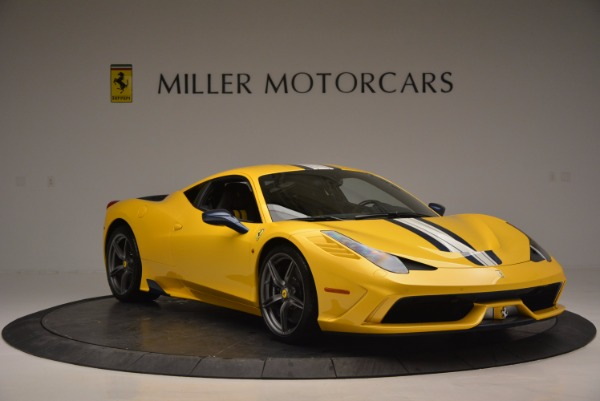Used 2015 Ferrari 458 Speciale for sale Sold at Maserati of Westport in Westport CT 06880 11