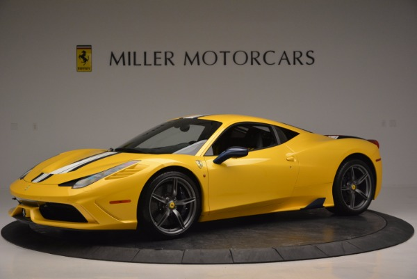 Used 2015 Ferrari 458 Speciale for sale Sold at Maserati of Westport in Westport CT 06880 2