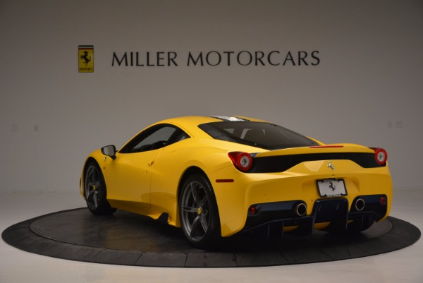 Used 2015 Ferrari 458 Speciale for sale Sold at Maserati of Westport in Westport CT 06880 5